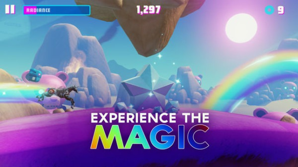 Robot Unicorn Attack 3 On The App Store