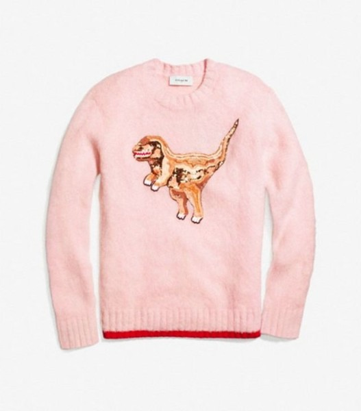 Selena Gomez Wears Pink Unicorn Jumper
