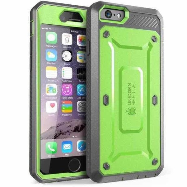 Shockproof Unicorn Beetle Pro Series Supcase Robot Case Heavy Duty