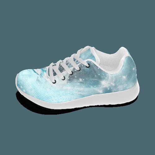 Snowflake Unicorn Women's Running Shoes (model 020)