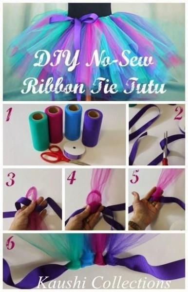 Sparkling Fashion  How To Make Tutu Dress Princess Frock Lots Of