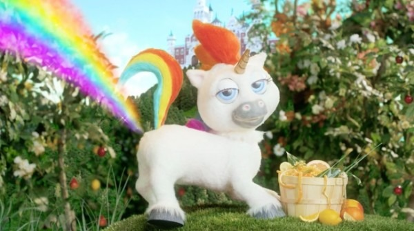 Squatty Potty's Pooping Unicorn Is Back With A Hilarious