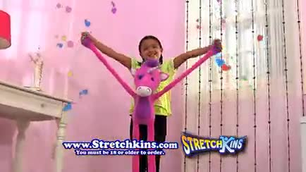 Stretchkins (stretching Kids' Toy) – A Marketing Review