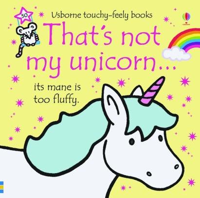 That's Not My Unicorn By Fiona Watt, Hardcover