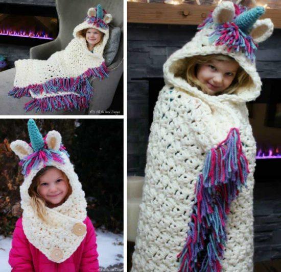 The Cutest Collection Of Unicorn Crochet Patterns