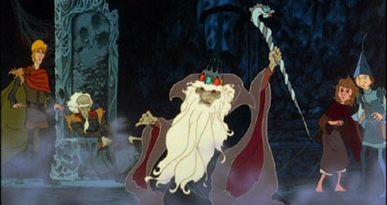 The Last Unicorn  25th Anniversary Edition – Animated Views