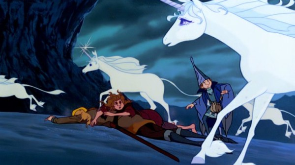 The Last Unicorn With Peter S  Beagle
