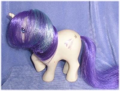 The My Little Pony Scrapbook