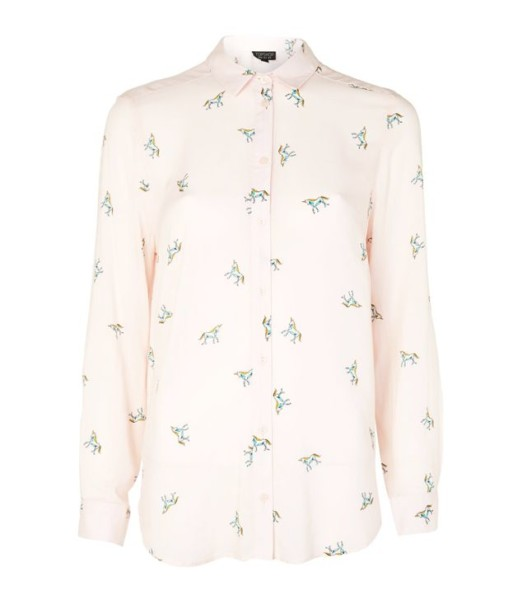 Topshop Unicorn Shirt