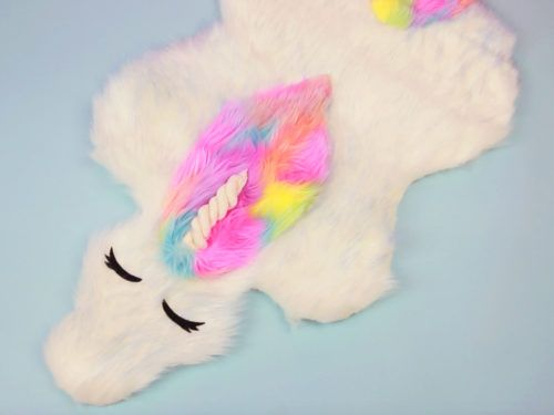 This Diy Unicorn Rug Is Basically The Magic Carpet You've Always