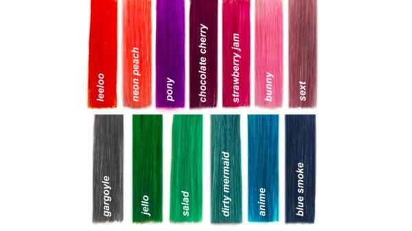 This Vegan Unicorn Hair Dye Won't Damage Your Hair