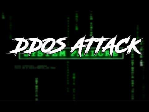 Udp Ddos Attack