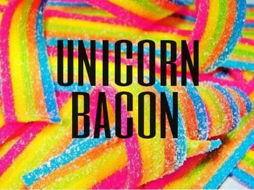 Unicorn Bacon