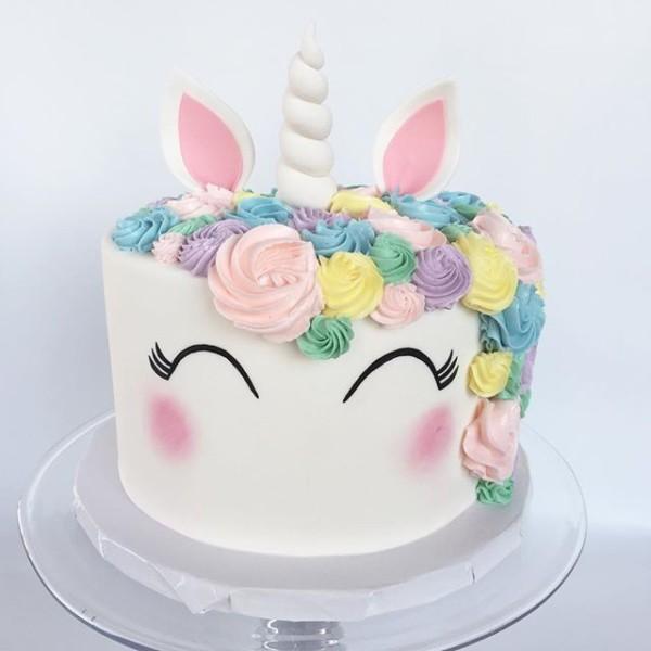 Unicorn Birthday Cakes