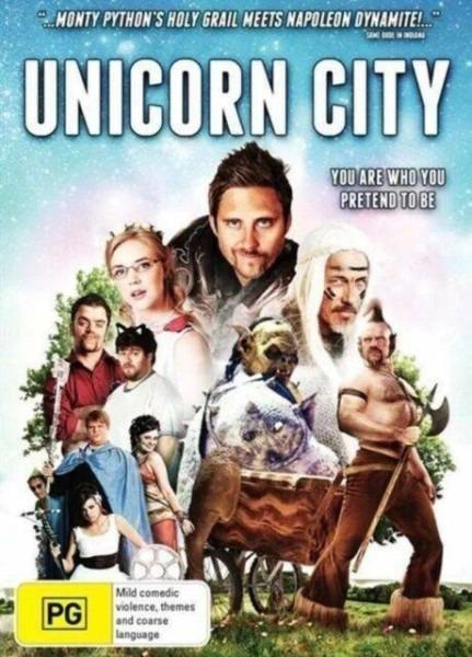 Unicorn City Dvd
