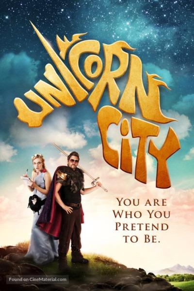 Unicorn City Dvd Cover