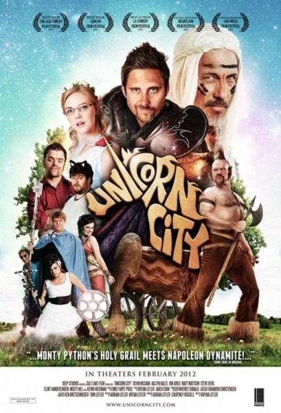 Unicorn City Movie Poster