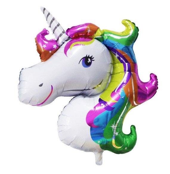 Unicorn Foil Balloon Unicorn Jumbo Balloon 32 Inch Unicorn