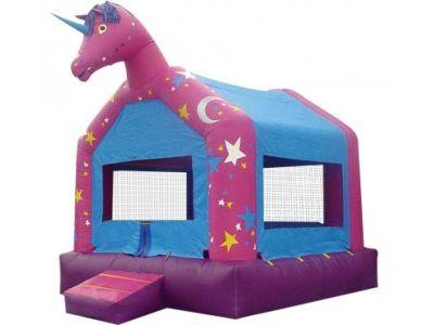 Unicorn Inflatable, Unicorn Bouncer, Unicorn Jumper 800