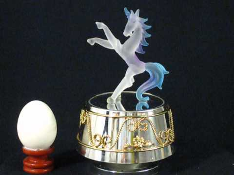 Unicorn Music Box Series