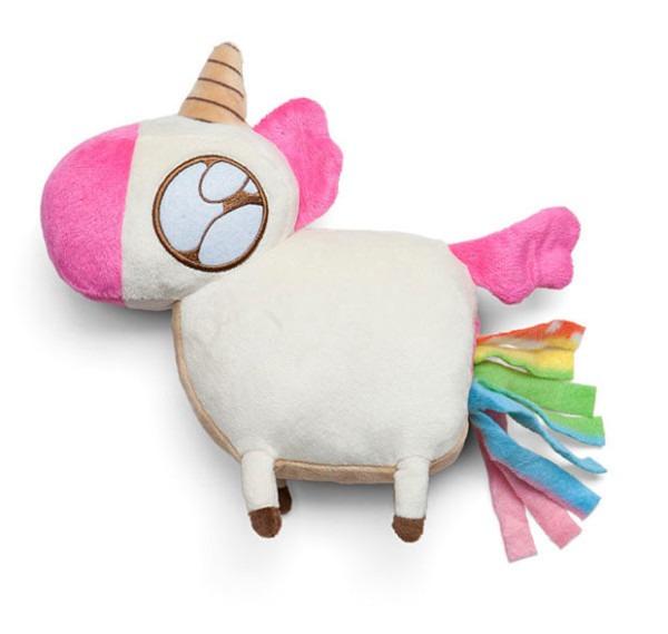 Unicorn Poop Scarf Plush Is Buttifull