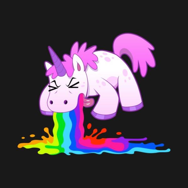Unicorn Puke