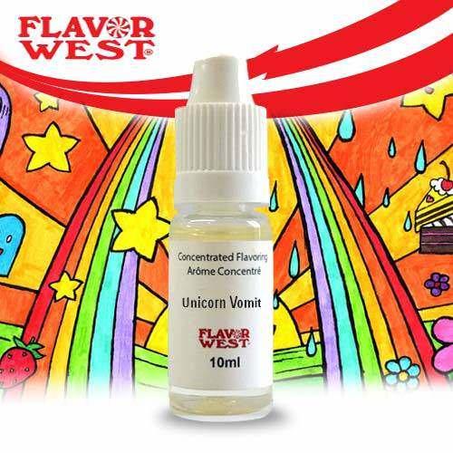Unicorn Vomit By Flavor West