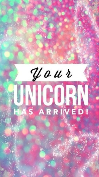 Unicorn, Wallpaper, And Quote Image