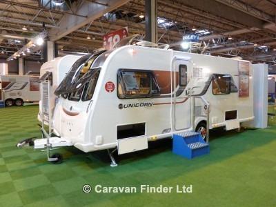 Used Bailey Unicorn Valencia S3 2015 Caravans For Sale, Songhurst
