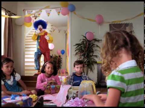 Walmart Clown Commercial