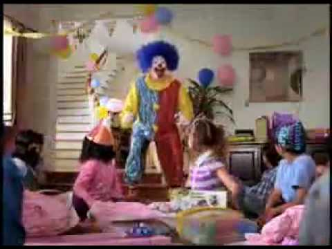 Walmart Clown Commercial, Foot Meets Unicorn Horn