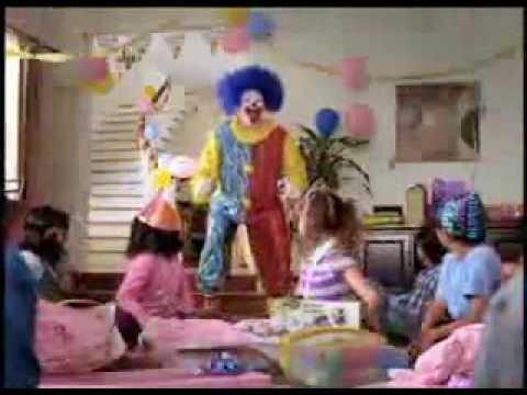 Walmart Clown Commercial Unicorn