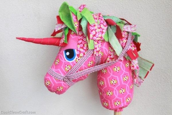 Woooie Hobby Horse Unicorn