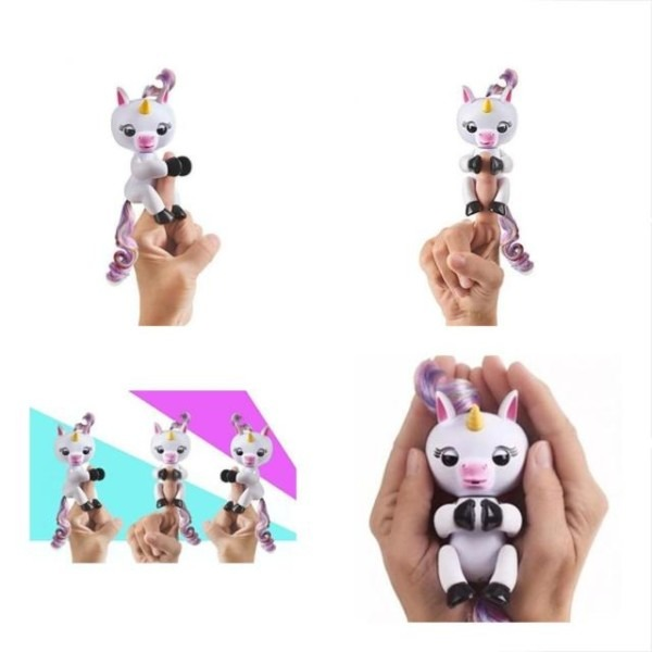 100 Authentic Wowwee Fingerlings Gigi Unicorn Toys R Us For Sale