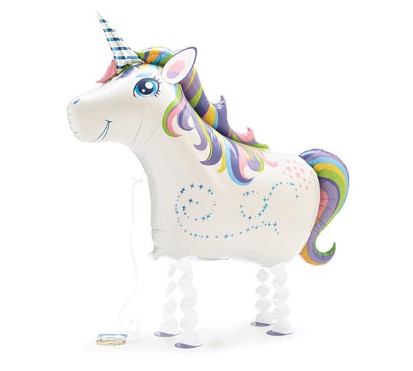 27 Pkg Unicorn My Own Pet Balloon