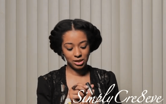 4 Cute And Quick Hair Styles For Naturals On The Go