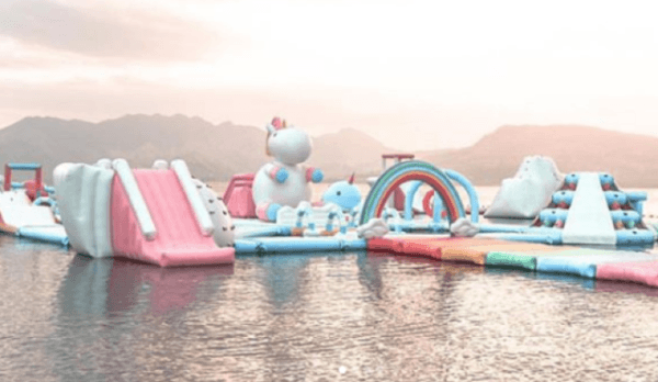 A Unicorn Party Island Exists, And The Insta Opportunities Are