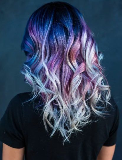 Achieving The Magical Unicorn Hair Color (the Ultimate Go