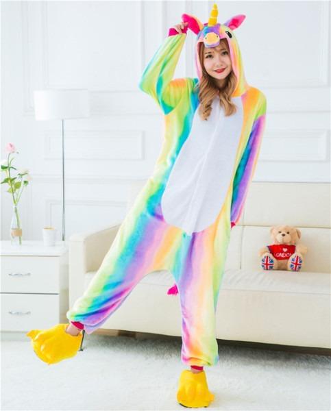 Adult And Teens Unicorn Sleeper   Onesie   Pajamas
