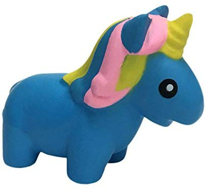 Amazon Com  Animolds Squeeze Me Mini Unicorns The Squishy Version