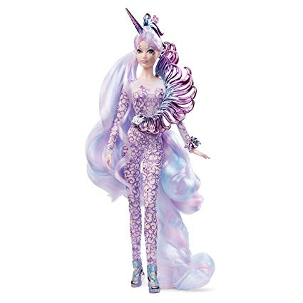 Amazon Com  Barbie Unicorn Goddess Doll  Toys & Games