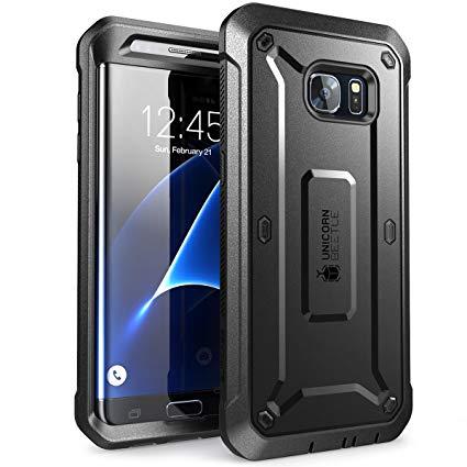 Amazon Com  Galaxy S7 Edge Case, Supcase Full