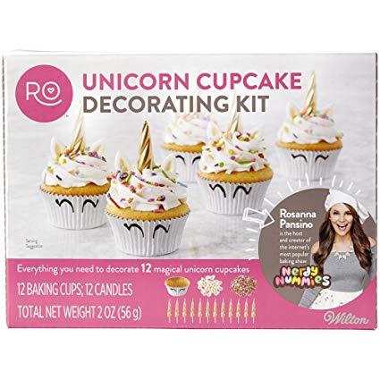 Amazon Com  Rosanna Pansino By Wilton Unicorn Cupcake Decorating