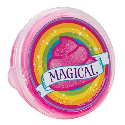 Amazon Com  Toysmith 09394 2 65 Oz Pink Unicorn Poop  Toys & Games