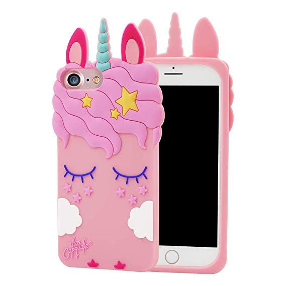 Amazon Com  Unicorn Case For Iphone 6, Unicorn Iphone 6s Case