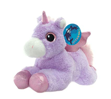Amazon Com  Wildream Purple Unicorn Sparkle Big Eyes 11 , Unicorn