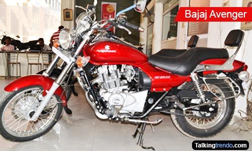 Bajaj Avenger 220 Vs Honda Cb Unicorn Dazzler