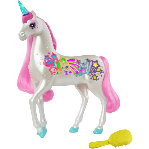 Barbie Dreamtopia Brush 'n Sparkle Unicorn   Target