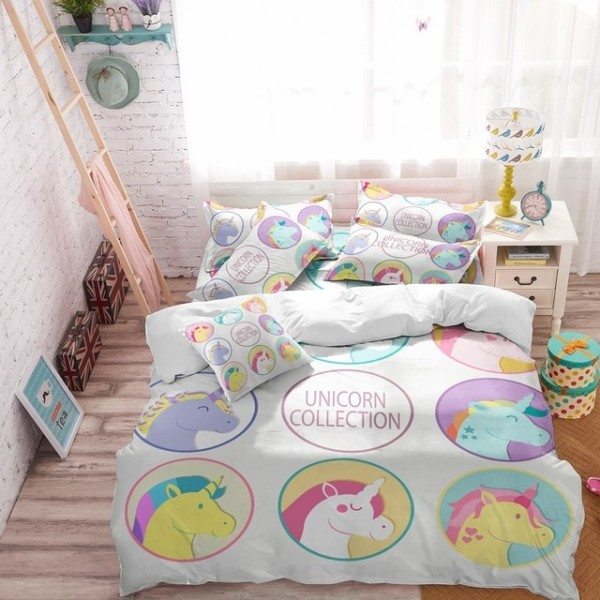 Bed Unicorn Full Size Comforter Sets Horse Comforter Sets Twin