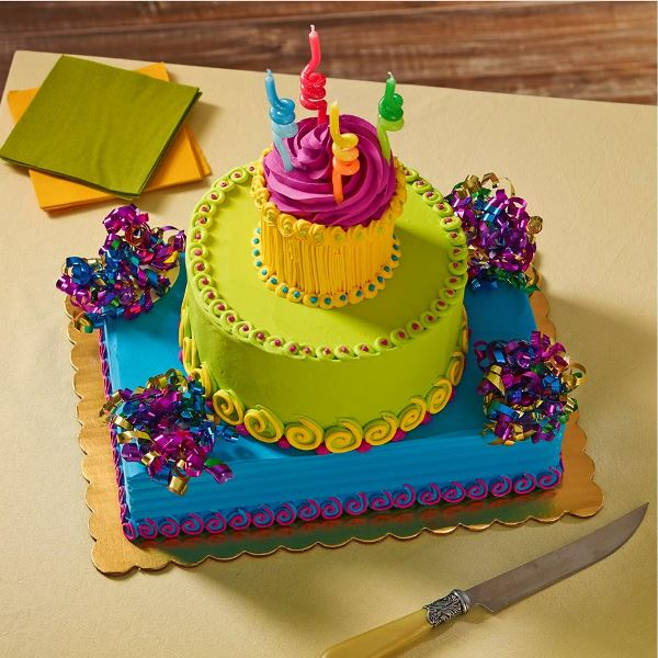 Birthday Celebration Signature Cake   Publix Com